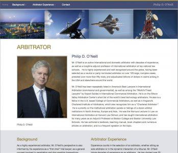 Home page desktop view - viewport